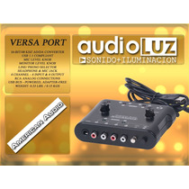 Placa De Sonido Versa Port American Audio