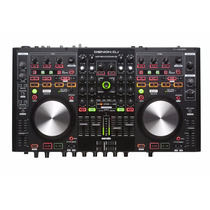 Controlador Denon Mc-6000 Mk2 Serato Fervanero Video !!