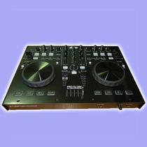 Consola Controlador Dj Gbr Pro Dj 200 Mixer !oferta!