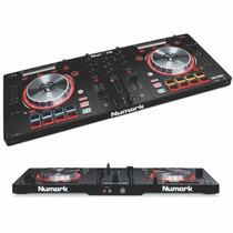 Controlador Numark Mixtrack Pro3 Mixer Virtual Dj Serato