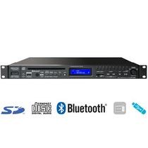 Denon Dn300z Reproductor Multimedia Bluetooth Am Fm Usb Sd