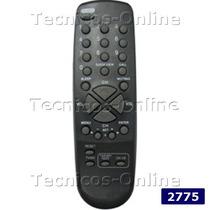 2775 Contro Remoto Tv Jvc Ken Browm