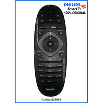 Control Remoto Philips **ovalado** Para Lcd / Led / Smart Tv