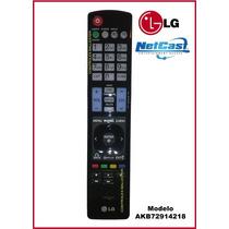 Control Remoto Lg Para Lcd/led Le5500 / Ld650 **original**