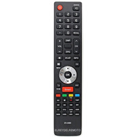 Control Remoto Er-33905 Smart Tv Jvc Led Bgh Hisense Sanyo