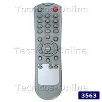 3563 Control Remoto Tv Grundig