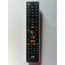 Control Remoto Original Jvc Rm-c2090 Netflix Para Smart Tv