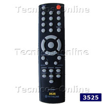 3525 Control Remoto Tv Hitachi Rca