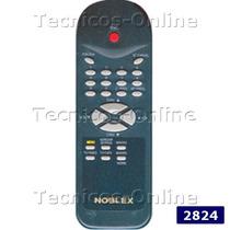 2824 Control Remoto Tv Noblex Grundig
