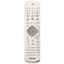 Control Remoto Philips Para Led Smart Tv **original** Blanco