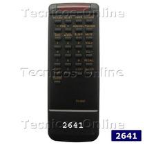 2641 Control Remoto Tv Fs092 Fs095 Continental Golstard Hit