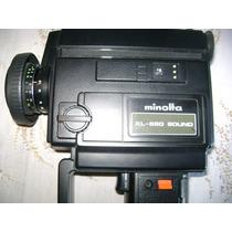 Filmadora Minolta Super 8