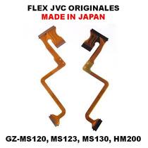 Flex Camara Jvc Everio Originales Ms120 Ms123 Ms130 Hm200