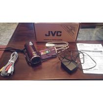 Videocámara Jvc Gz E100 - Filmadora Full Hd Everio Camcorder