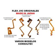 Flex Camara Jvc Everio Originales Made In Japan!!