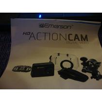 Cámara De Video Digital Hd - Emerson