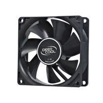 Cooler Fan Ventilador 80mm 1800rpm C/tornillos Molex 4 Pines