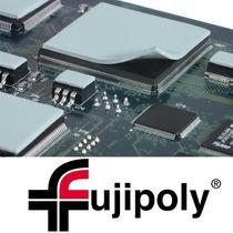 Pad Térmico Fujipoly Sarcon®gr45a 6w/mk 50x50x1.0mm