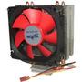 Cooler Cpu Fan Disipador Nisuta Intel Amd Am2 Am3 1155 1156