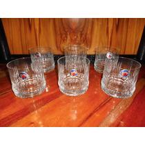 6 Vasos Whisky Cristal Reckziegel (ángela)