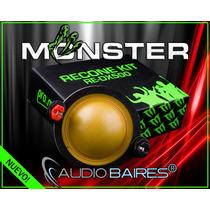 Repuesto Para Driver Monster Re Dx 500 + Calco De Regalo!