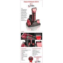 Corta Pelo Barba Ga.ma Clipper 14 En 1 Gc614 Gama Italy Gtia