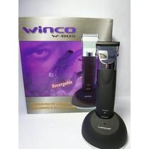 Cortadora De Pelo Inalambrica Winco W-809
