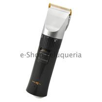 Máquina De Corte Recargable Hair Clipper Cerámica Teknikpro
