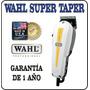 Máquina Cortar Pelo Wahl Super Taper (usa) 1 Año Garantía