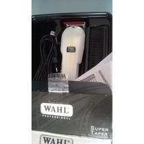 Maquina De Cortar Pelo Wahl Super Taper Profesional (usa)