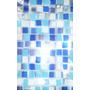 Cortinas De Baño Plásticas. Diseño De Venecitas