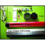 Motor Para Cortina Con Control Remoto Colocado C/eje Oferta