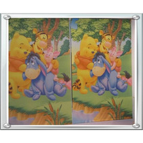 Cortina Infantil Roller Winnie Pooh Disney Almacen Sonrisas
