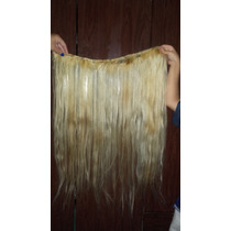 Cortinas De Cabello Natural Metro De 50 Cm !!!!!