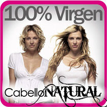 Cortinas De Cabello Natural Pelo 100 % Las Mejores 60-70 Cm