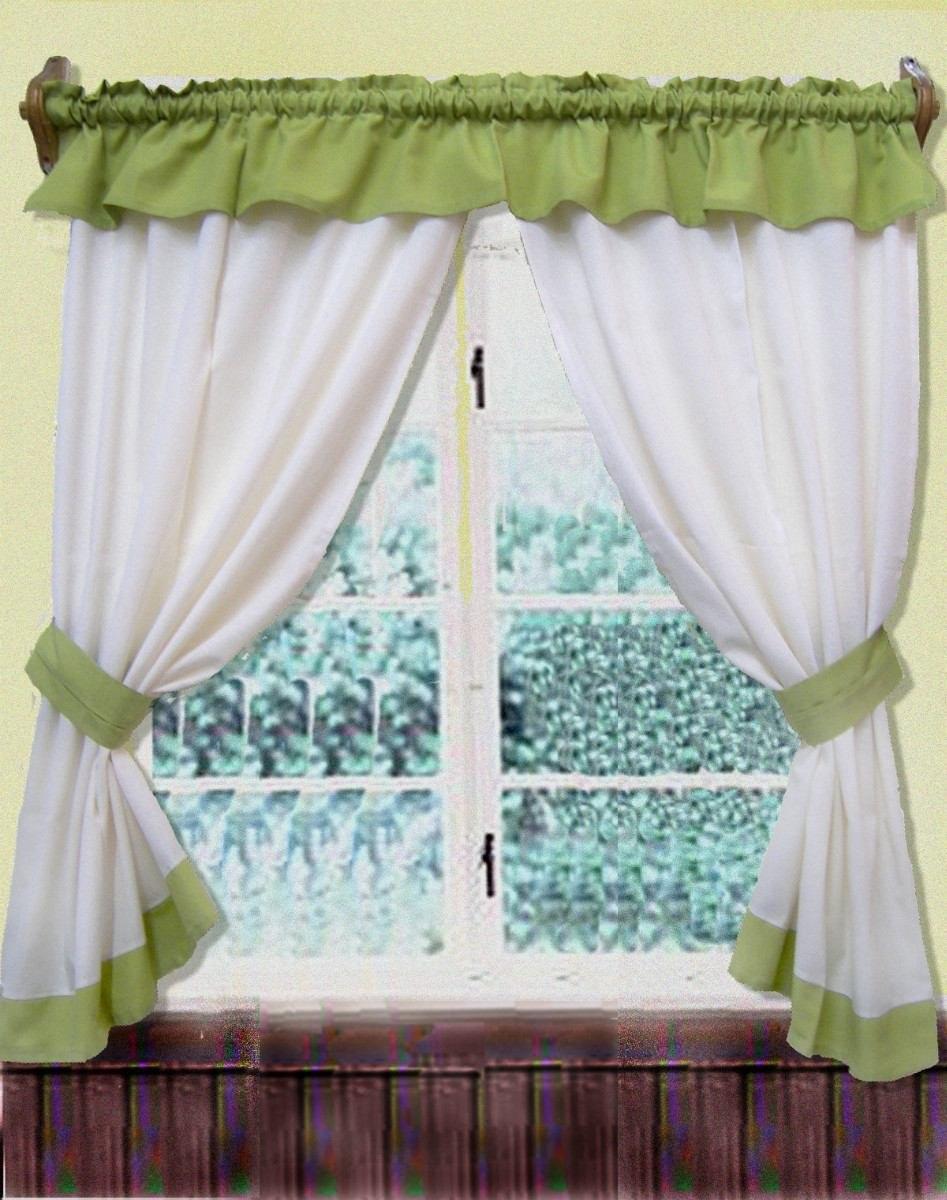 Fotos de cortinas de cocina imagui for Cortinas para cocina gris