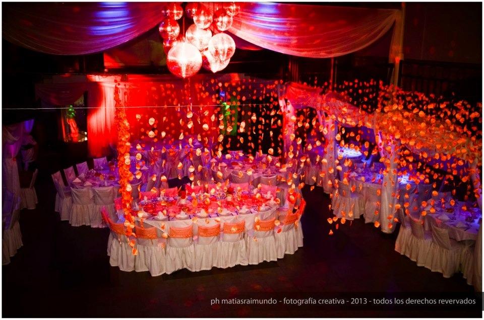 Decoracion de kioscos para fiestas for Decoracion navidena para eventos