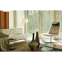 Cortinas Bandas Verticales Sunset Hunter Douglas