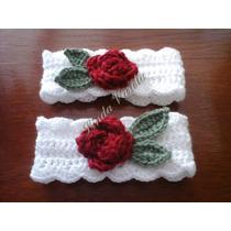 Sujetadores De Cortinas Al Crochet