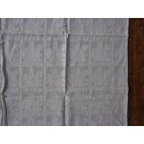 Visillos Cortinas Gasa Hindu Importada Son 5 Visillos Blanco