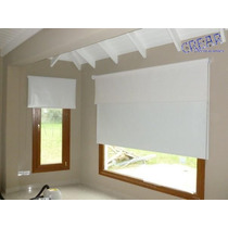 Cortinas Roller Black Out Fabrica Directo Hechas A Medidas