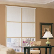 Cortinas Roller Rosario - Blackout Y Screen - In-rolls