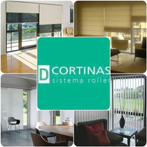 Cortinas Roller Blackout Suizo