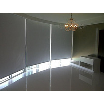 Cortinas Roller Black Out Americano 100% Oscuridad