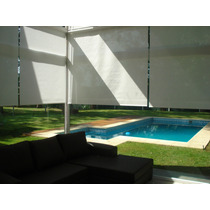 Fabrica De Cortinas Rollers Blackout/screen 5% Sist.metalico
