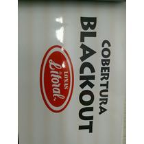 Cobertura Blackout Litoral Blanco