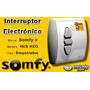 Leloy / Accesorio Motor Somfy / Interruptor Empotrable