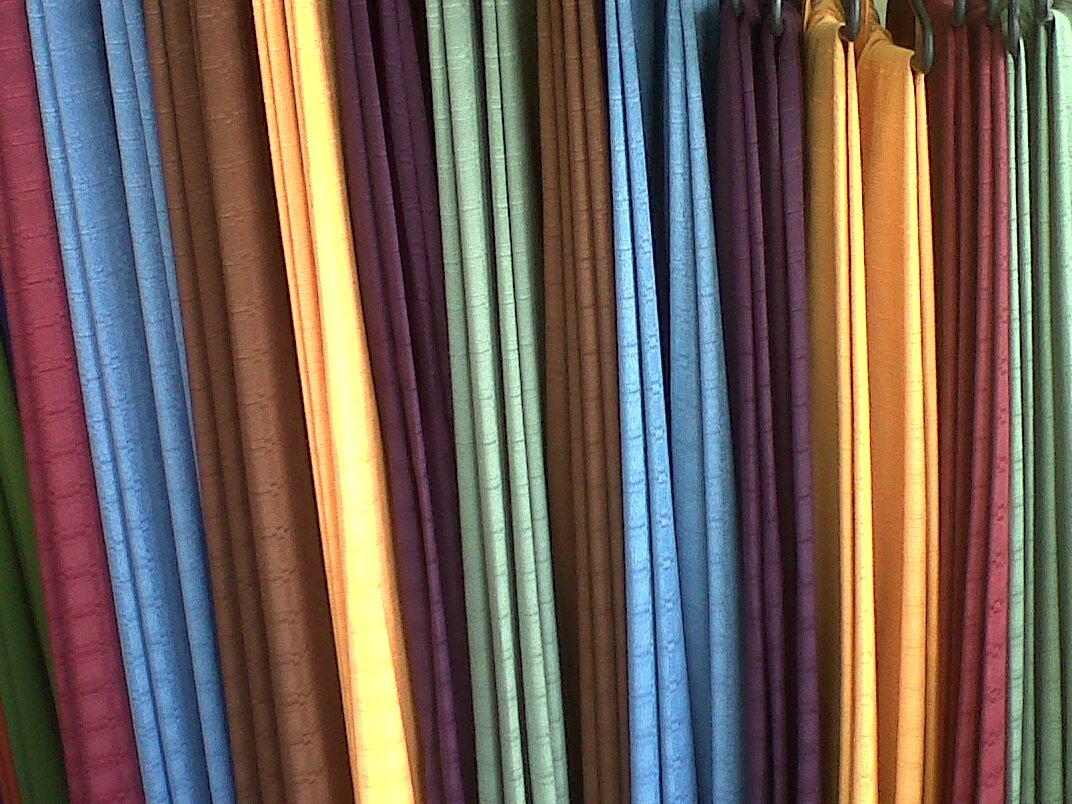 Imagen de cortinas imagui - Telas rusticas para sofas ...