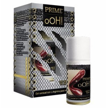 Prime Ooh Gel Sensual Lubricante Intimo Femenino X15ml