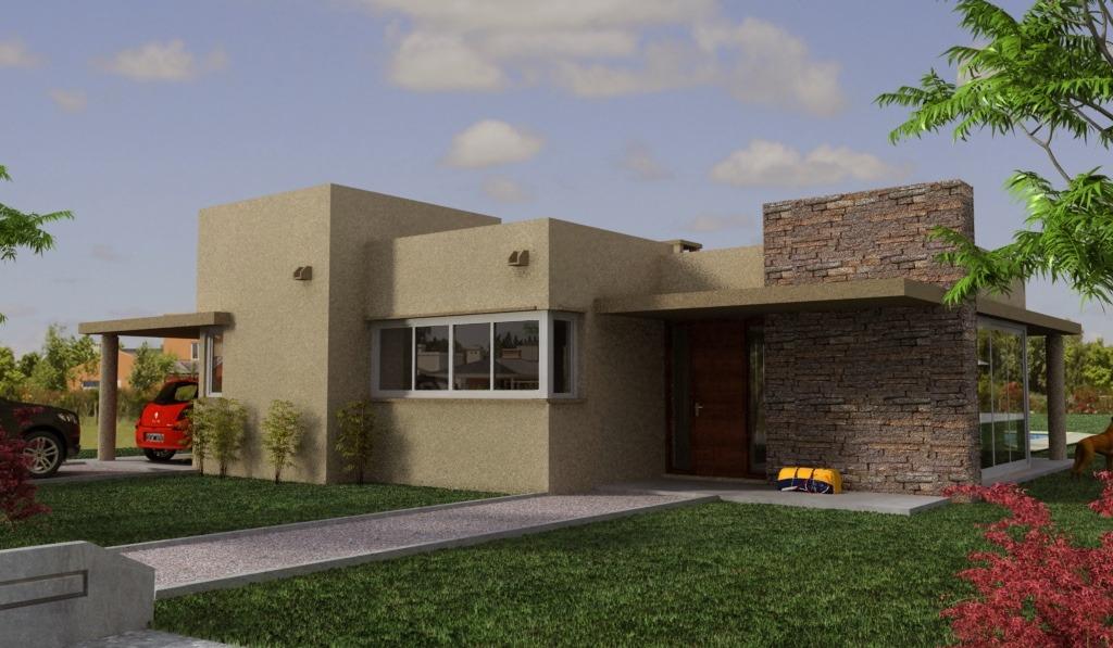Cosntruimos tu casa steel frame llave en mano la plata for Casas llave en mano